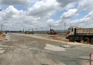 Bán lô đất 54m2 trên đường Bưng Ông Thoàn, Phú Hữu, Q.9, SHR xây dựng tự do gần khu công nghiệp