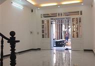 Nhà 2 MT 4,7m x 17m 3 tầng hẻm 5m Huỳnh Tấn Phát, qua cầu Phú Xuân 800m