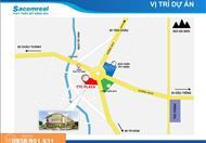 Cho thuê cao ốc TTC Plaza Tây Ninh 120.000 VNĐ/m2, liên hệ Chủ đầu tư 0938951931