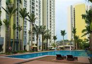 Cho thuê chung cư 83m2, căn hộ D3 Rừng Cọ, liên hệ 0917894716