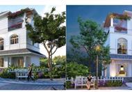Villa Vinhomes Ba Son MT sông SG 450m2 giá 244 tỷ đang nhận suất ưu đãi của CĐT