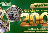 Mở bán duy nhất 40 lô shop dự án Saigon South Plaza Q.7 giá chỉ từ 200 triệu/lô