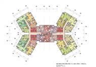 Bán chung cư 3 phòng ngủ 90m2 Samsora 105 Chu Văn An giá đầu tư đợt 1 chỉ từ 20tr/m2. liên hệ 0969927380