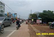 Lô đất MT đường lớn chợ Đại Phước, Nhơn Trạch giá rẻ, cần bán gấp