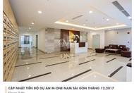 Bán gấp Officetel M-one, nhận nhà ở và làm việc ngay, giá rẻ nhất thị trường 1.15 tỷ. 0919.25.75.89