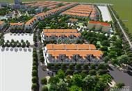 Khu đô thị trung tâm hành chính mới xã Nhân Trạch - Bố Trạch