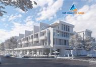 Shophouse Halla Jade Residence 4 tầng, trung tâm Hải Châu- Đà Nẵng, 356m2, giá chỉ 9.8 tỷ/căn