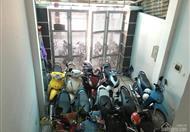 Cho thuê nhà 50 m2 x 5 tầng khép kín ngõ 158 Nguyễn Khánh Toàn, Nghĩa Đô, Cầu Giấy 18tr/ 1tháng